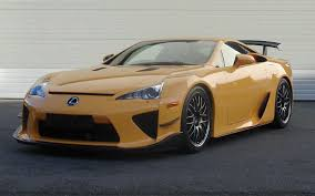 lexus supercar sport that u0027s all lexus built its 500th and final lfa supercar last friday