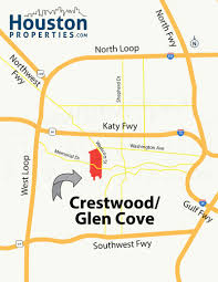 Afton State Park Map by Crestwood Houston Maps Crestwood Neighborhood Maps