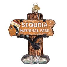 national park old world christmas ornament