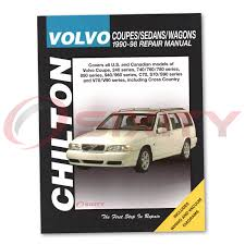 volvo 850 chilton repair manual glt t 5 turbo t 5r base shop