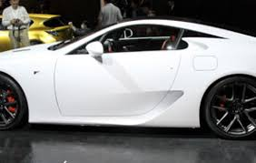 lexus lfa torque lfa supercar now available in glass