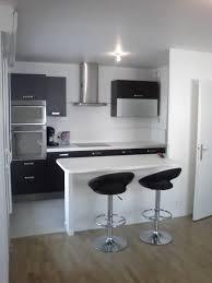 bar am駻icain cuisine hauteur de bar cuisine table haute but stunning salle with