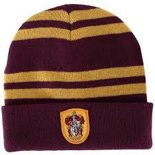 2017 harry potter 4 college badge hats winter beanies hat warm