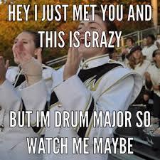Marching Band Memes - marching band memes marchngbndmemes twitter