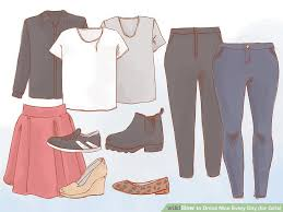 3 ways to dress nice every day for girls wikihow