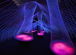 licht und design lichtkunst mit auszeichnung luminale projekte sahnen design