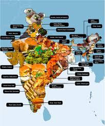 fruit map india oceansworld international food guide