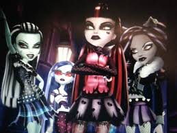 Halloween Monster High Doll Monster High Dark Shadow Ghouls Monster High Madness