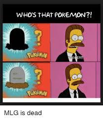 Mlg Meme - who s that pokemon fm mlg montages mlg meme on esmemes com