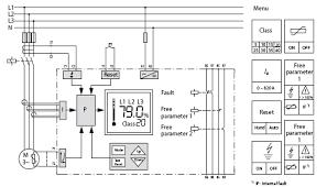 eaton moeller zev electronic motor protective relay