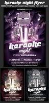 karaoke night flyer template karaoke night free flyer template