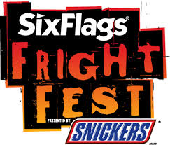 Six Flags Fear Fest Six Flags America Turns Up Frightfest Fear Factor Iomgeek