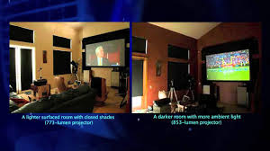 home theaters choosing the right projector for your family or