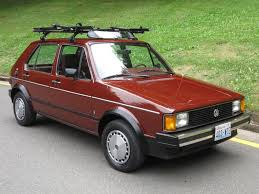 rabbit volkswagen convertible nicely kept 1983 volkswagen rabbit diesel bring a trailer