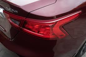 nissan altima 2015 tail light 2016 nissan maxima sr gets blacked out with midnight package