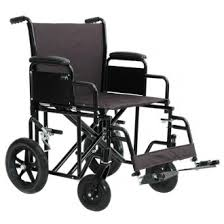 probasics bariatric steel transport chair 1800wheelchair com