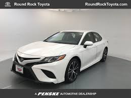 lexus valet texas rangers 2018 used toyota camry se automatic at round rock toyota serving