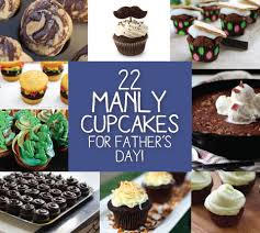 16 manly cupcakes for father u0027s day babble