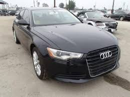 a6 audi for sale used used 2014 audi a6 premium car for sale at auctionexport