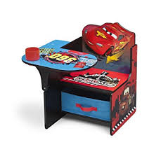 disney chair desk with storage disney cars chair desk with storage bin e red amazon co uk baby