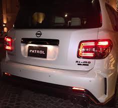 nissan nismo nissan patrol gets nismo 428hp v8 dubicars news