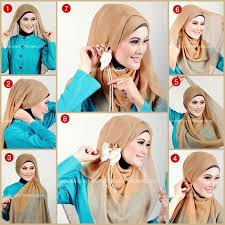 simple hijab styles tutorial segi empat tutorial hijab segi empat modern hijab hijab