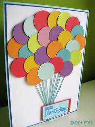 cool easy birthday card ideas the 25 best diy birthday cards ideas