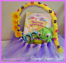princess easter baskets being with style princess inspired easter basket diy craft