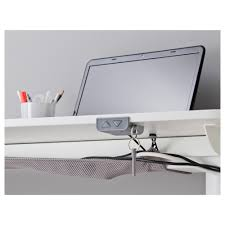 bekant desk sit stand with screen white 160x160 120 cm ikea