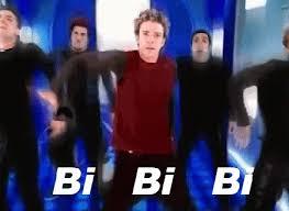 Nsync Meme - coolest nsync meme say no to bi erasure s find share on giphy