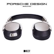 kef and porsche design space one active noise cancelling