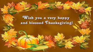 happy thanksgiving 2017 wishes for friends everyone