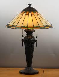 Arts And Crafts Desk Lamp Roycroft U0027arts U0026 Craft U0027 Style Hammered Copper Table Lamp
