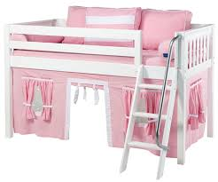 the full size low loft bed u2014 loft bed design full size low loft bed