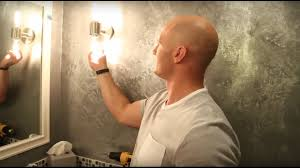 Installing A Wall Sconce How To Install A Wall Mounted Light Youtube