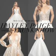 Hayley Paige Spring 2017 Wedding by Events U2014 Twirl Boutique
