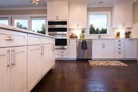 kitchen cabinets and wood floors 7 tips for wood flooring in a kitchen bob vila