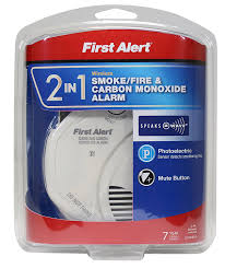 amazon alert black friday first alert 2 in 1 z wave smoke detector u0026 carbon monoxide alarm