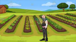 vegetable garden clipart cartoon images