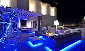 led patio lighting strip lights lighting backyard led pictures