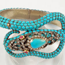 vintage turquoise bracelet images Antique and vintage turquoise jewelry collectors weekly jpg