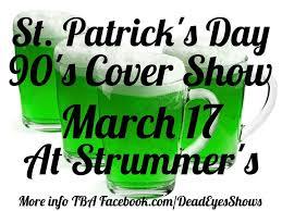 annual 90 u0027s slaughter 90 u0027s cover show u0026 st patrick u0027s day