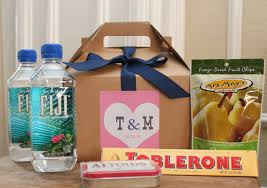 wedding welcome bags contents wedding welcome bags 7 tips for your out of towns guests