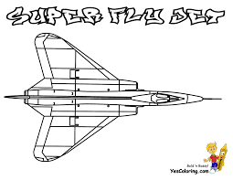coloring pages jet plane coloring pages mycoloring free