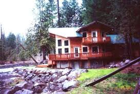 lodging river oregon mt cabin seclusion on the river for as as 70 per