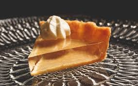 clear pumpkin pie is here to make your thanksgiving even more