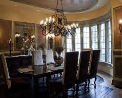 awesome chandelier in dining room contemporary home design ideas
