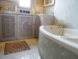 accessoire salle de bain orientale salle de bain inspiration orientale
