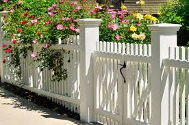 White Backyard Fence - 101 fence designs styles and ideas backyard fencing and more