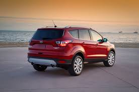 2017 ford escape first drive review motor trend